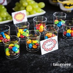 "{ ""vitaminer"" på dessertbordet... hihi! }"