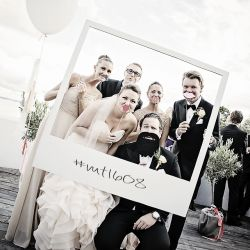 { photobooth // DIY // bryllupsfotografering }