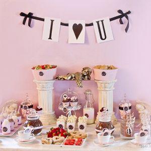 { valentines dag // inspirasjon // reblogging // lunchbord }