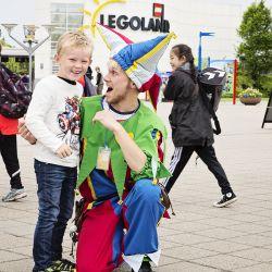 { FOR en ferie! Legoland & Lalandia }