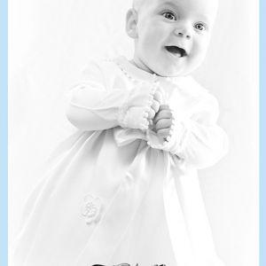 Fototips til dåpsbilde – takkekort barnedåp