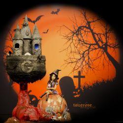 { HalloweenKake-inspirasjon // Reblogging }