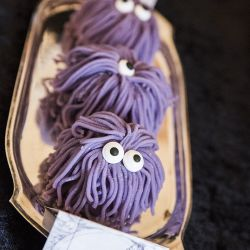 { Cakepop-monstre // Halloween }