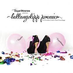 { Ballongslipp - lanseringen av JukseSuperMamma! }