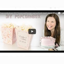 { Video // DIY Popcornboks }