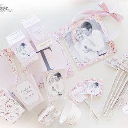 { Gammelrosa rosekolleksjon - nydelig til bryllup! // Designsamarbeid Japan Photo }