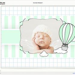 { Mintgrønn luftballongkolleksjon // Dessertbord // DIY // Designsamarbeid Japan Photo }
