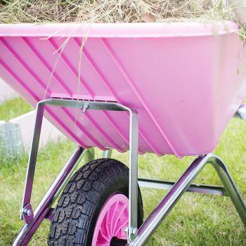 { Jaaaa, for den måtte jo nesten være rosa...?? }
