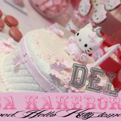 { Hello Kitty bursdag - inspirasjon & tips }