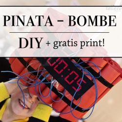 { Gratis print til Pinata-bombe! }