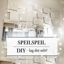 { Lag et vakkert speil // speilspeil }