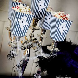 { Popcornbokser til Halloween - gratis print }