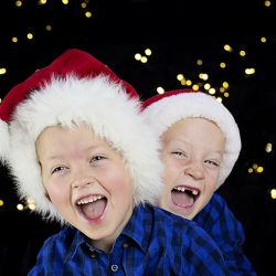 { Happy julaften! }