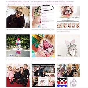 { Gratis kostymer, tips til DIY og ansiktsmaling // Ny kategori på bloggen - KARNEVAL! }