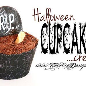 Kreative Cupcakes til Halloween
