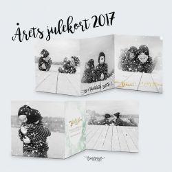{ Årets julekort 2017 }