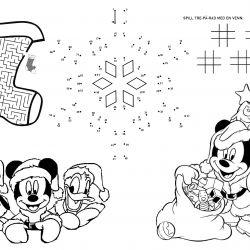 { Gratis print // Dekkebrikke til julemiddagen // Aktivitetsark }