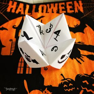 { Gratis // Halloween - spå }