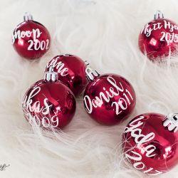 { Juleforberedelser... }