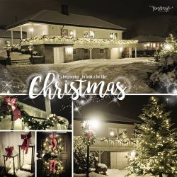 { It´s beginning to look a lot like christmas... }