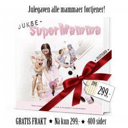 { Juletilbud på boka JukseSuperMamma - perfekt gave til alle mammaer! }