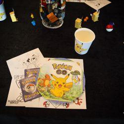 { Borddekking Pokemonbursdag - Gratis print tegninger }