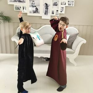 { Karneval // Harry Potter DIY }