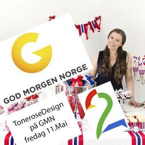 { God morgen Norge på fredag! }