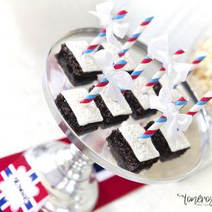 { Brownies med After Eight // Oppskrift }