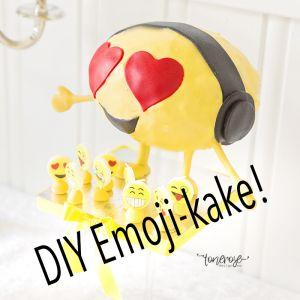 { Emoji-kake // DIY }