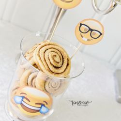 { Emoji-party // Skilt // Gratis print }