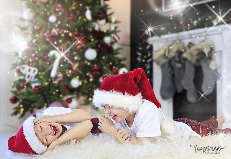 { Gledelig Jul }