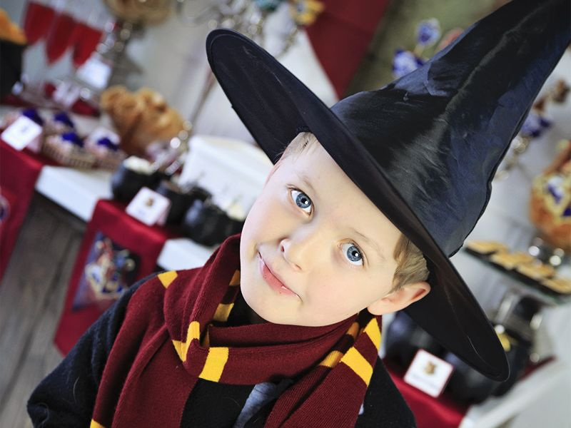 { Harry Potter bursdag // oppdatering }
