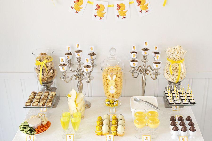 Dessertbord Påske // Bildedryss