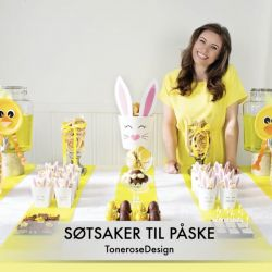Søtsaker til påske // Holmen Senter // Video