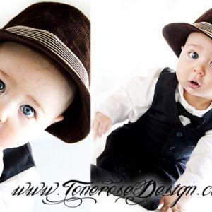 Props til babyfotografering!