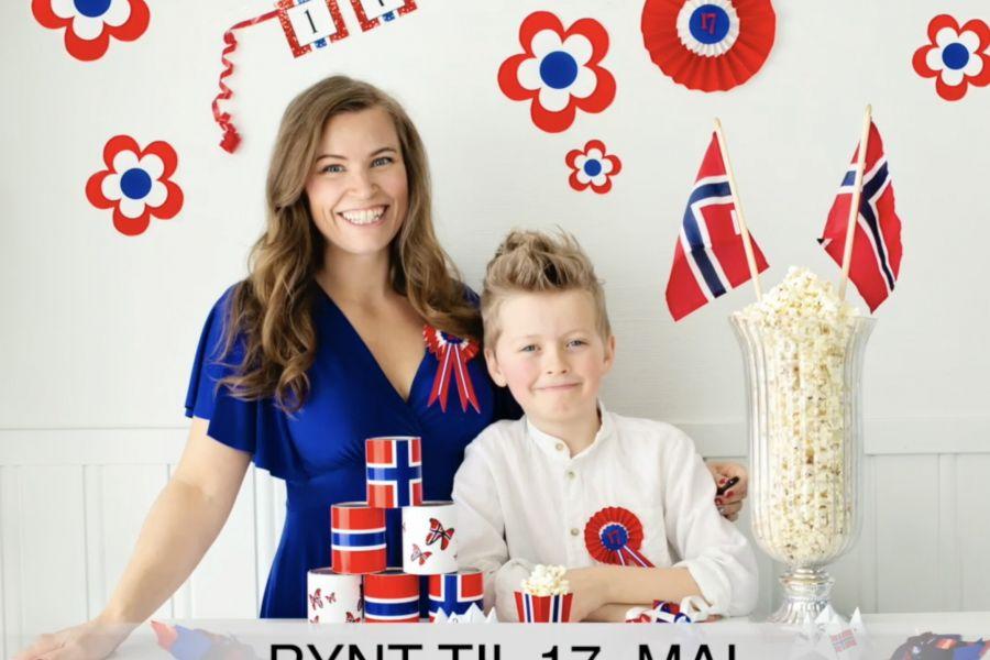 17 Mai pynt // VIDEO // Holmen Senter