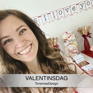 Valentinsdag // VIDEO // Holmen Senter // Gratis print