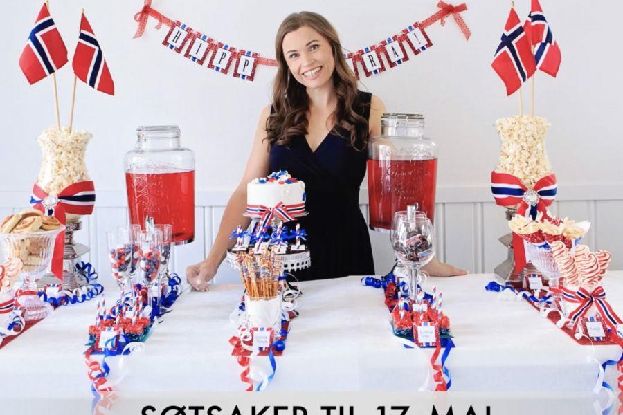 Søtsaker til 17. Mai // VIDEO