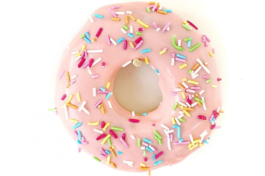 Donuts! #oppskrift #ovnsbakt