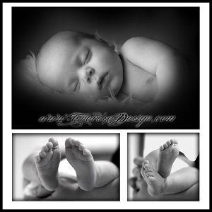 Flere nyfødtbilder… ♥