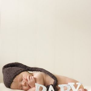 Nyfødtfotografering med Langlue