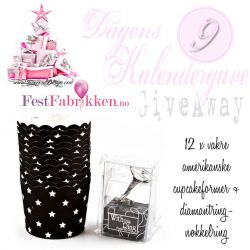 9.Desember {GiveAway} Dagens Kalendergave + vinner 7.kalenderpakke