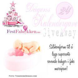 24.Desember {GiveAway} Dagens Kalendergave