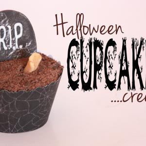 ….litt annerledes Halloween Cupcakes! hihi.