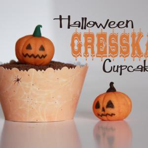 Gresskar Cupcakes {Halloween}