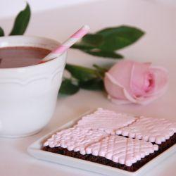 Lyserosa Brownies ♥