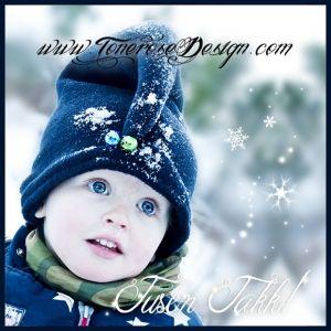 Snøbilder - Takkekort Julegaver ♥