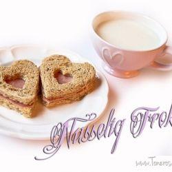 Søt Frokost med pepperkakeustikkere - herlig til matboksen ♥