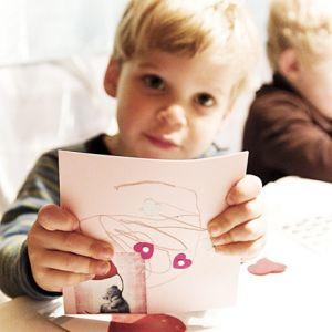 {Bildedryss} ValentinesDagKortlaging&KjeksdekoreringParty
